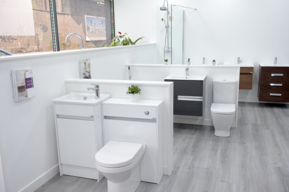 Edinburgh Bathroom Showroom